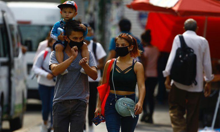 Últimos contagios de COVID en México se han registrado en jóvenes de 18 a 29 años