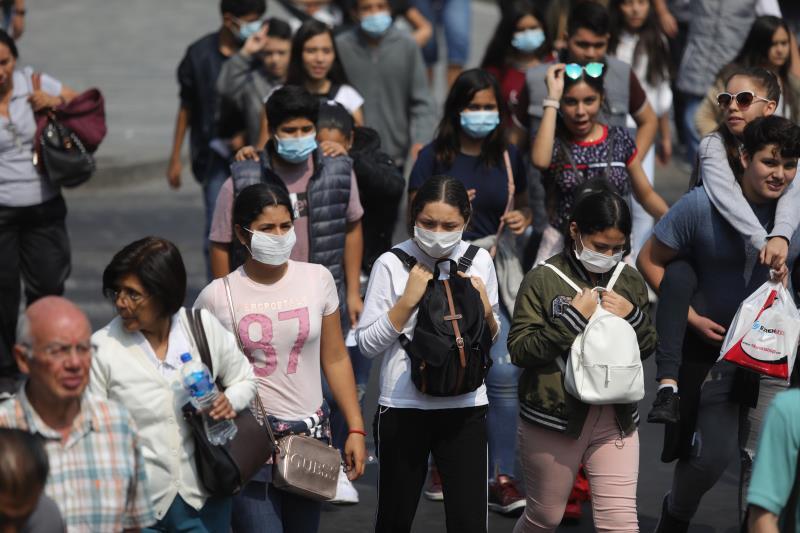México registra más de 500 mil casos sospechosos de COVID
