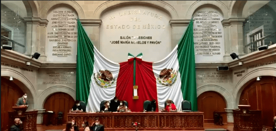 Designan alcalde sustituto de Tultepec; PRI-PAN-PRD imponen mayoría en el Congreso