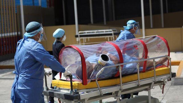México registra 284 muertes más por COVID-19
