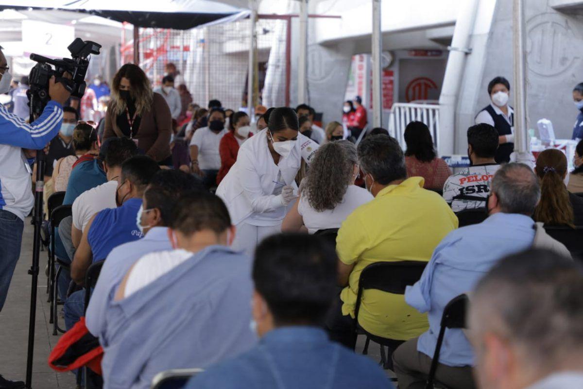 México lleva más de 106 millones de vacunas aplicadas contra COVID