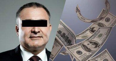 Delatan nombres de implicados de Genaro García Luna en lavado de dinero