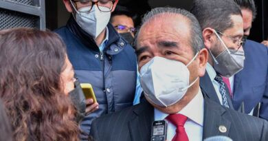 Reconoce Congreso del EdoMéx declaratoria de emergencia por deslave