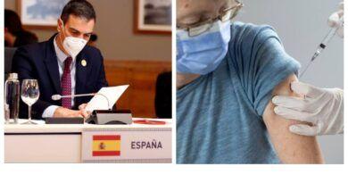 Gobierno de España destinará 7.5 millones de vacunas a América Latina