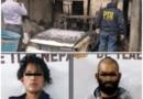 Prisión preventiva a sujetos que asesinaron y quemaron a su vecina en Nicolás Romero