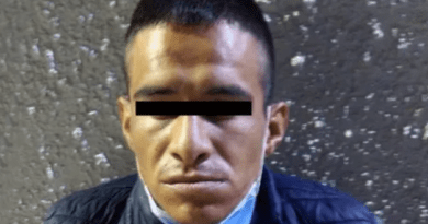 Con machete amenaza a inquilina para robarle en Ecatepec; está detenido