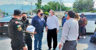Reafirma Jaime Rodríguez humanidad con migrantes en Nuevo León