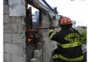 Tres lesionados tras explosión de taller de pirotecnia ilegal en Toluca