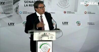 Monreal de lado de los investigadores de la UNAM ante investigaciones