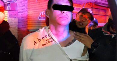 Huía a bordo de camioneta que robó; lo detuvieron en Ecatepec