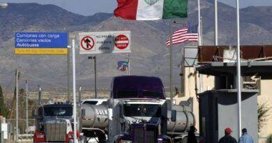 Con prórroga anunciada, frontera de México con EU cumple 19 meses cerrada