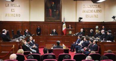 SCJN exhorta al Congreso a regular la objeción de conciencia