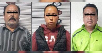 Tres sujetos detenidos por delitos de violación equiparada; uno ocurrió en Toluca