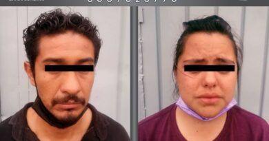 Golpeaban y rasguñaban a menor de tres años en Tecámac; están detenidos