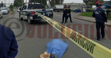 Adulto mayor pierde la vida tras ser embestido por conductor