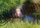Sin vida y con signos de violencia localizan a sujeto en zanja de Temoaya