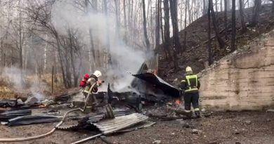 16 personas muertas tras explosión de planta de pólvora en Rusia