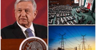 Reforma Eléctrica no es un asunto político y deben asumirse como la voz del pueblo; AMLO a legisladores