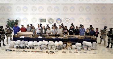 Capturan a agresores de distintas casetas en León donde un policía murió