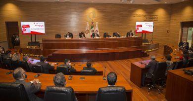 PJEdoMéx presenta el libro Ley Federal del Trabajo