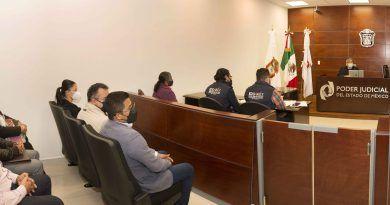 PJEdoMéx recibe al Tribunal Superior de Justicia de Hidalgo