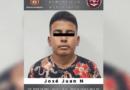 Cae sujeto presunto responsable del ataque a policías en Coatepec