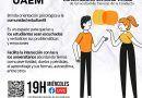 """""""Hablemos"""", conversatorio virtual universitario que aborda sentimientos y emociones de las juventudes"""