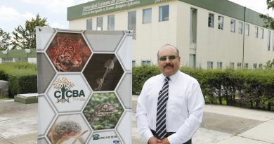 Biología, ciencia que ofrece atención a problemas sociales en rubros como salud y medio ambiente