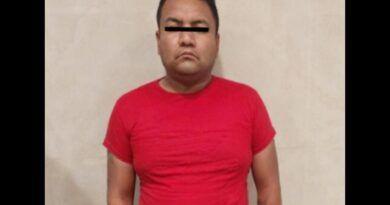 Cae sujeto tras dos asaltos violentos a una tienda Coppel en Juchitepec