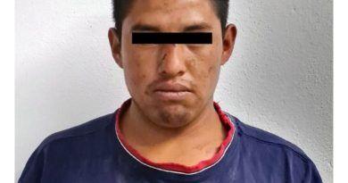 Con un cuchillo apuñaló a su abuelo hasta matarlo en Jilotepec; está detenido