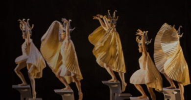 El mundo escénico del teatro a las calles; así se vive el Cervantino en su 49 edición