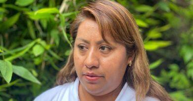Xóchitl Flores denunciará aviadores en gobierno de Antorcha