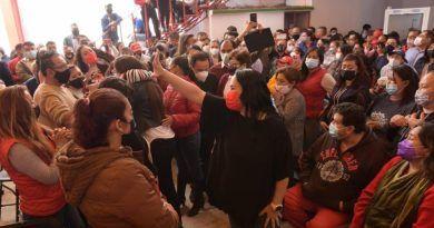 Quiere PRI municipios libres de violencia contra las mujeres: Alejandra del Moral