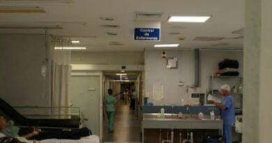 Dentro de hospital en Veracruz ultiman a doctor