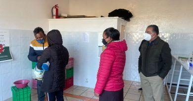 Liconsa en Barrio de México, Zinacantepec, beneficiará a mil 200 familias