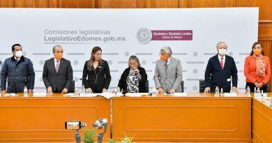 Quedó instalada la Comisión de Familia y Desarrollo Humano mexiquense