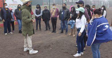 Alistan jornada de reforestación en el Parque Ecoturístico El Chimalhuache