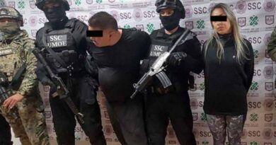Caen policía y su novia por brindar protección a la Unión Tepito