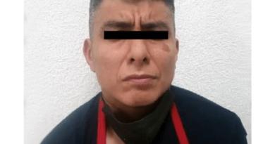 A balazos ataca a su pareja en Tlalnepantla; está detenido