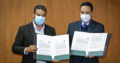 UAEMéx estableció lazos de colaboración con Fundación Universitaria del Área Andina