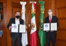 Recibe UAEMéx donación del Ayuntamiento de Atlacomulco para investigación espacial