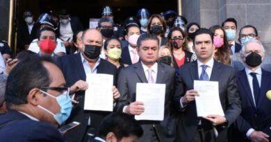 Quiere Va por México impugnar Ley de Revocación de Mandato