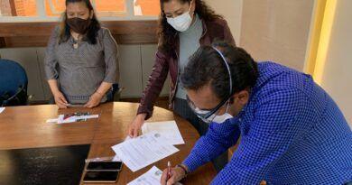 Firman convenio Valle de Chalco y Cecati para capacitar a jóvenes en habilidades laborales