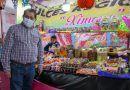 Inauguran Festival hibrido del Pan de Muerto, Atole, Flores y Dulces en Neza