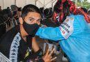 Vacunan a más de 15 mil jóvenes de 18 a 29 años y rezagados en Valle de Chalco