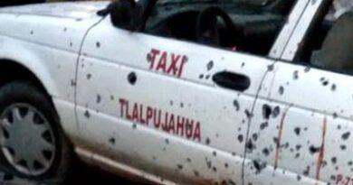 3 muertos deja balacera contra base de policías en Tlalpujahua