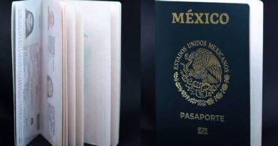 Nuevo pasaporte en México será electrónico y cuenta con chip de seguridad: SRE