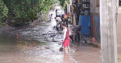 Un muerto resulta de fuertes inundaciones en Tepoztlán, Morelos