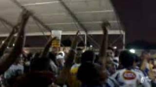 Durante Expo Guadalupe en Nuevo León asistentes desatan pelea campal