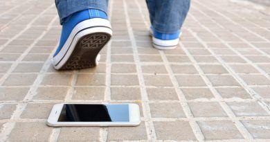 ¡Cuidado! si ves un celular tirado en el suelo, es la nueva forma de extorsionar